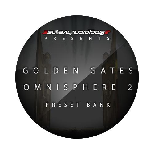 Golden Gates (Omnisphere 2 Library)