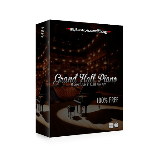 Grand Hall Piano (Kontakt Library)