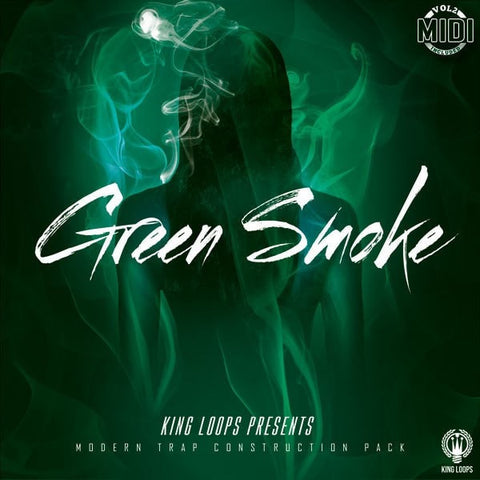Green Smoke (Trap Loop Pack)