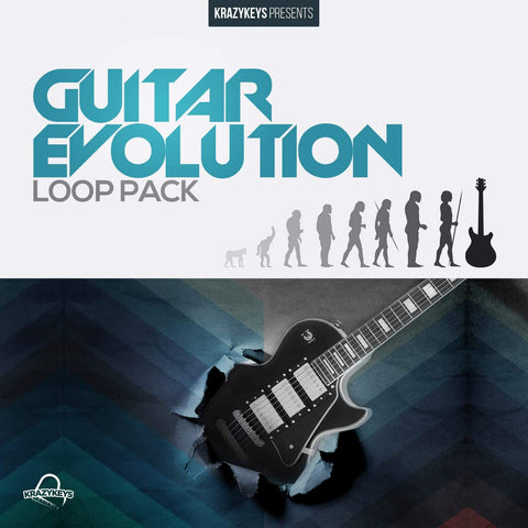 Guitar Evolution (Loop Pack)