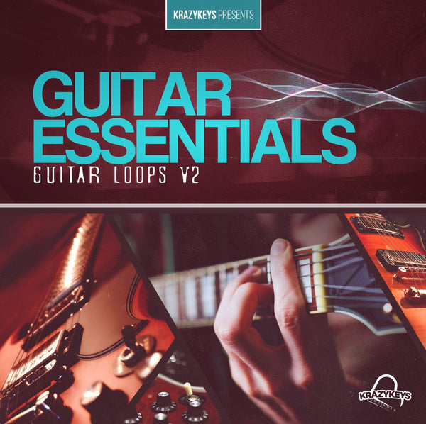 Guitar Essentials Vol.2 (Loop Pack)