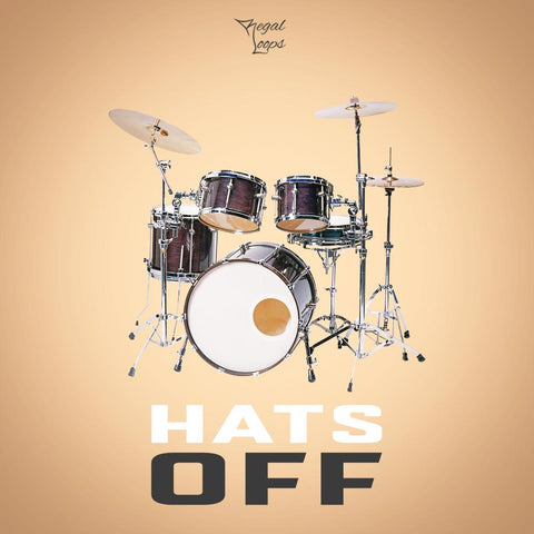 Hats Off - Hi-Hat Loop Pack