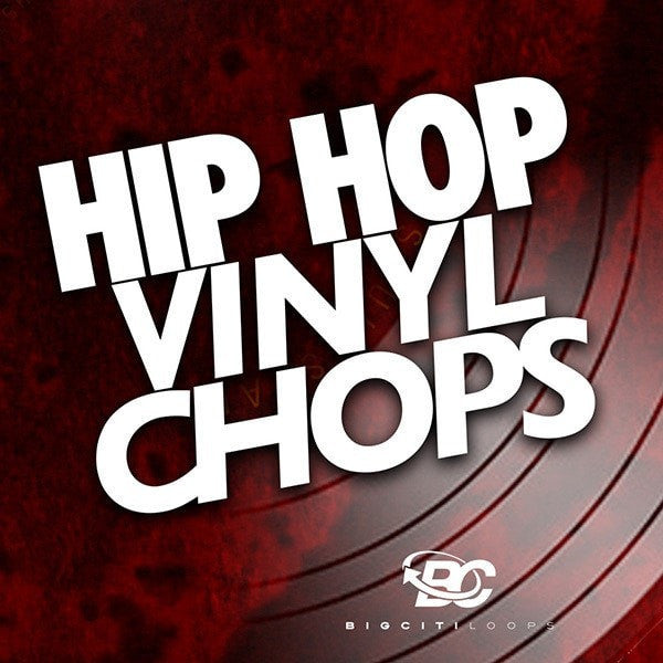 Hip Hop Vinyl Chops
