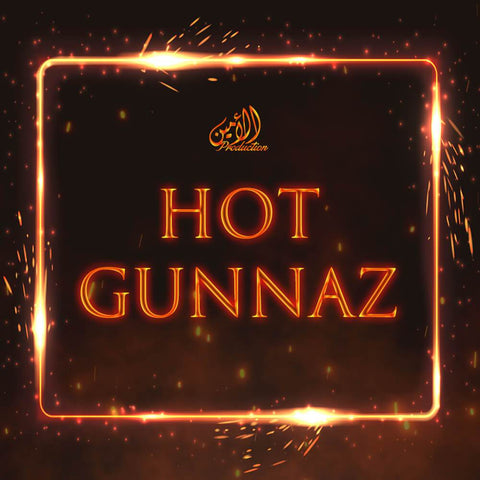 Hot Gunnaz - Melodic Loops & Drum One-Shots