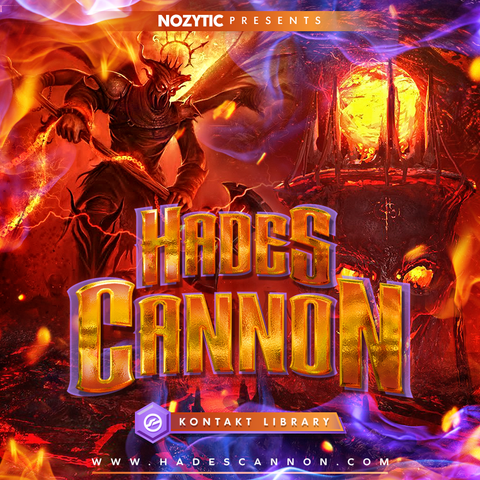 Hades Cannon (Kontakt Library) - 100 High Quality Instruments