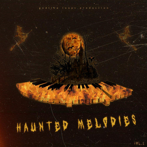 Haunted Melodies - 64 Dark Loops