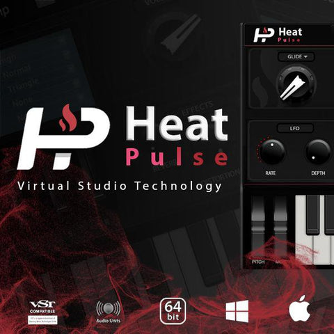 Heat Pulse VST - 190 Presets + FX Suite