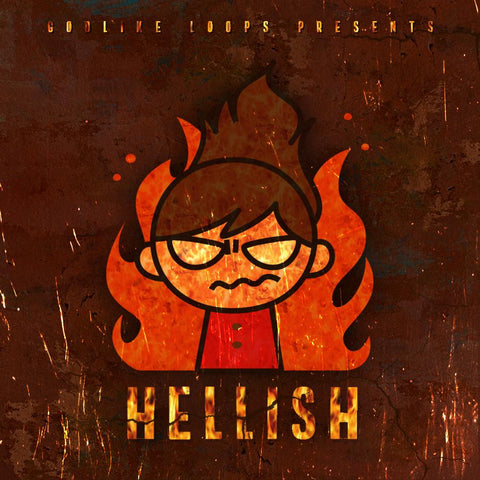 Hellish - Urban Loops & MID Files
