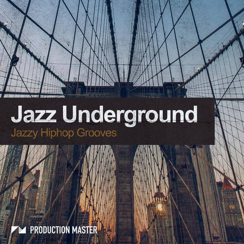 Jazz Underground - Melody Loops & Drums