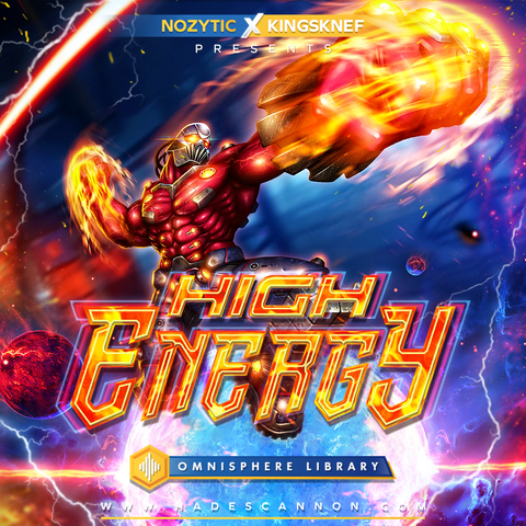 High Energy (Omnisphere 2 Library)