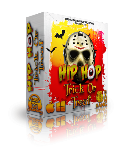 Hip Hop Trick Or Treat Vol.1 (Halloween Beats)