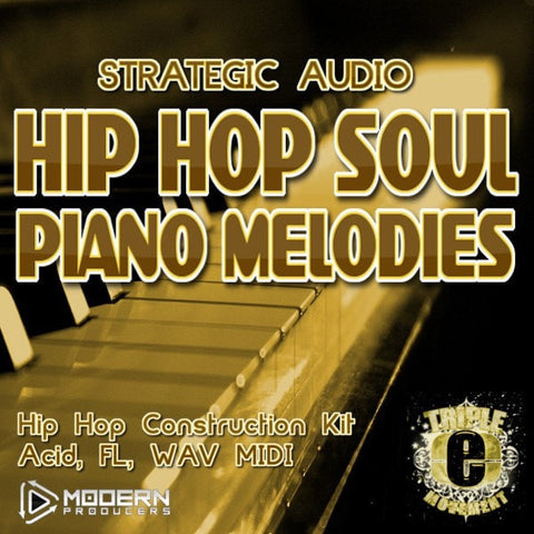 Hip Hop Soul Piano Melodies