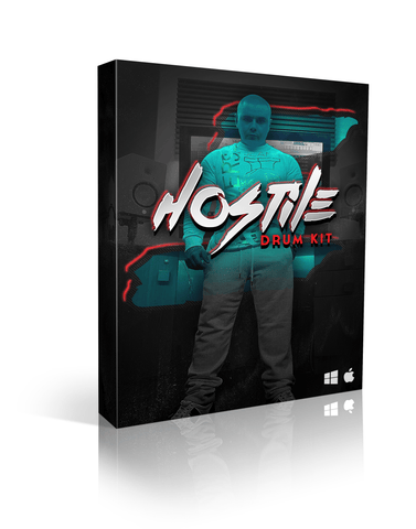 Hostile Drum Kit - Drum Collection & Mixing Presets