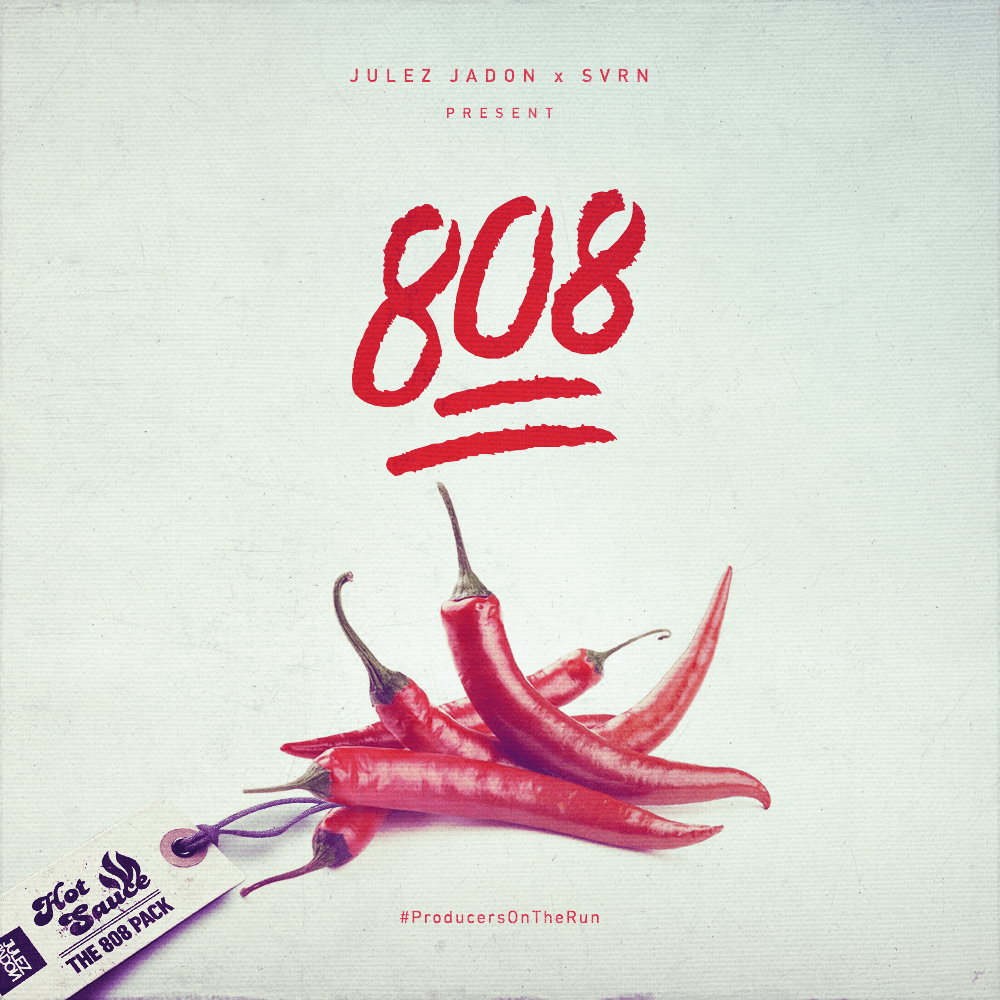 Hot Sauce: The 808 Pack
