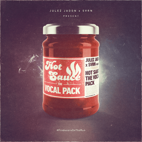 Hot Sauce: The Vocal Pack (Vocals Kit)