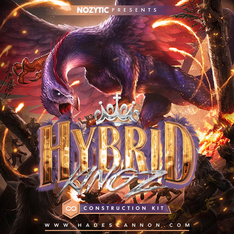 Hybrid Kingz - Trap Construction Kit