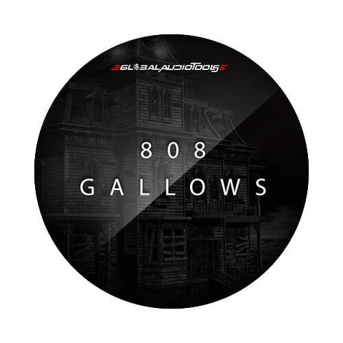 808 Gallows - Auto Tuned 808 Drum Samples