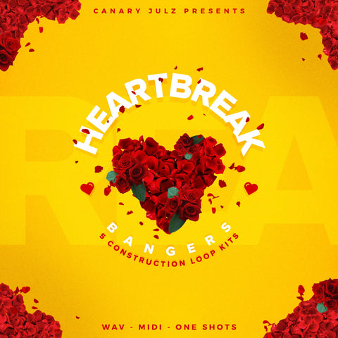 Heartbreak Bangers - PartyNextDoor Type Beats