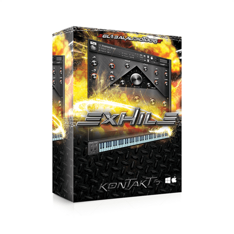 Exhile (Kontakt Library)