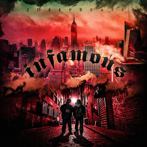 Infamous - Mobb Deep Type Beats