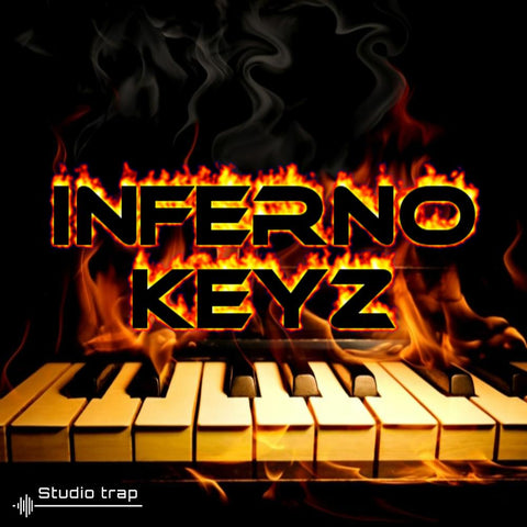 Inferno Keyz - Keys & Piano Melody Loops