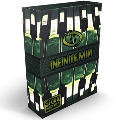 Infinite MIDI - 1080 Midi Files Collection