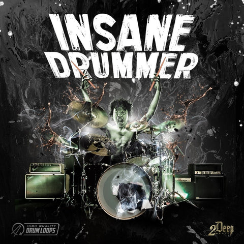 Insane Drummer - Hip Hop Drum Loops