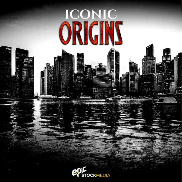 Iconic Origins: Hip Hop Drums Vol.1