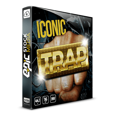 Iconic Trap - Vintage Drum Sounds