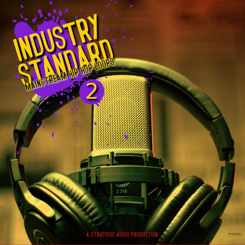 Industry Standard 2: Mainstream Hip Hop Loops