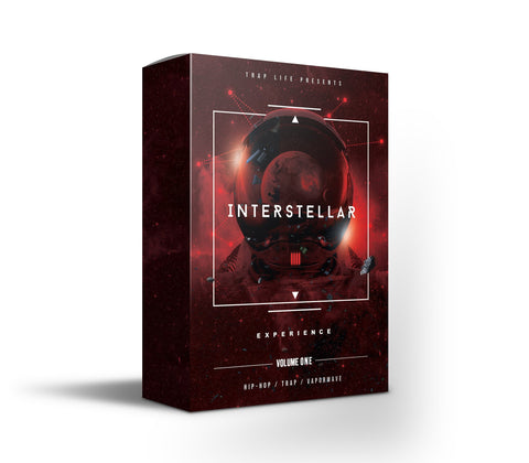 Interstellar - Hip Hop Sample & Vocal Pack