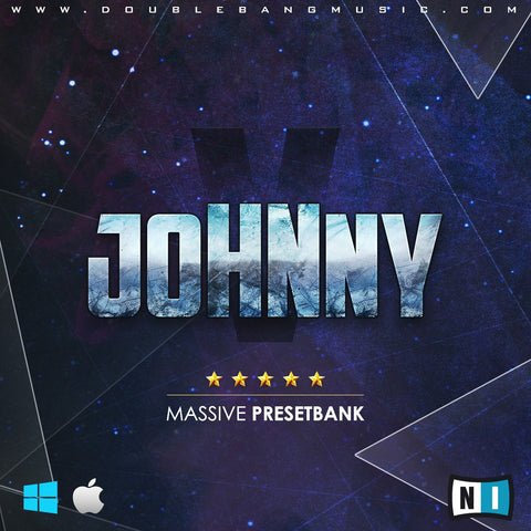 Johnny V Massive Presetbank