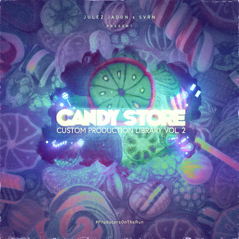 Candy Store: Custom Production Library Vol.2