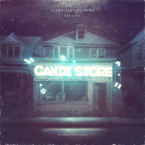 Candy Store: Custom Production Library Vol.1