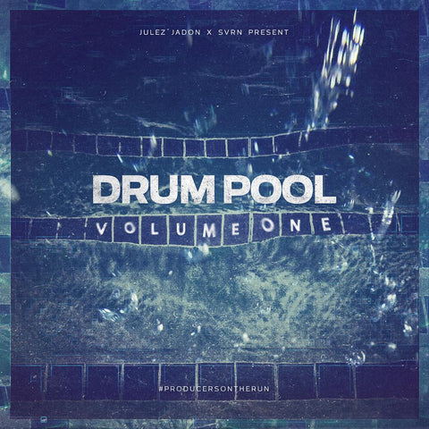 Drum Pool Vol.1 - Trap Drum One-Shots & Loops