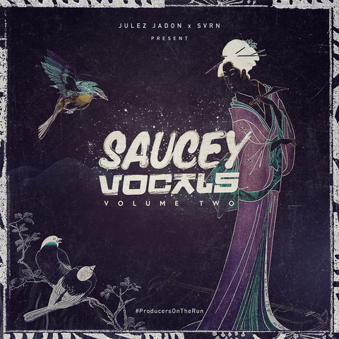 Saucey Vocals 2