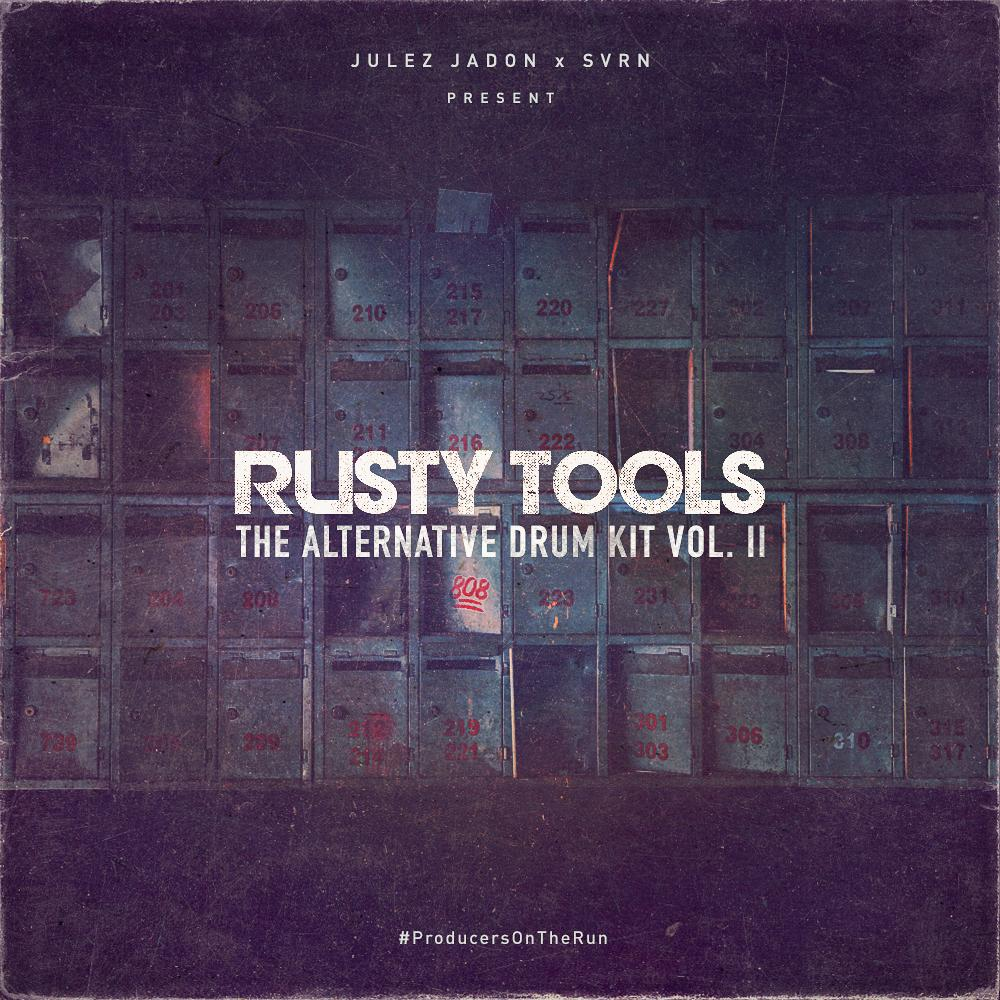 Rusty Tools: The Alternative Drum Kit Vol 2