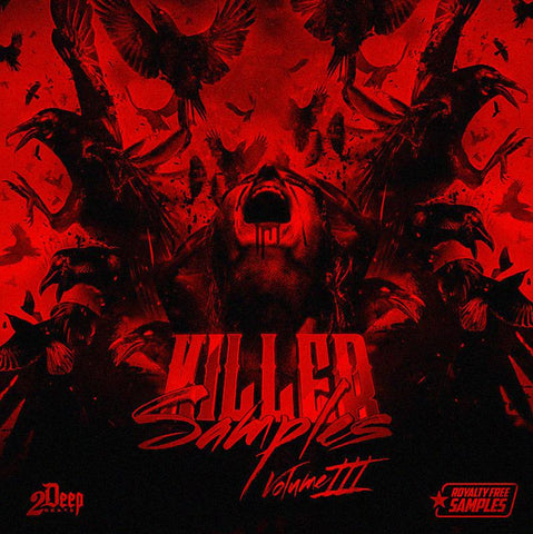 Killer Samples Vol.3 - Royalty-Free Soundtrack Samples