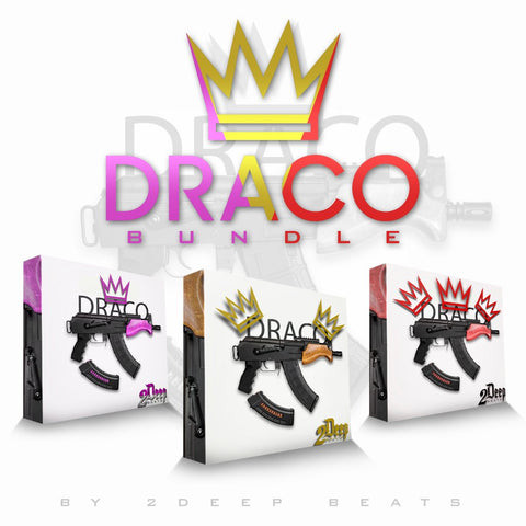 King Draco Bundle - 16 Construction Kits