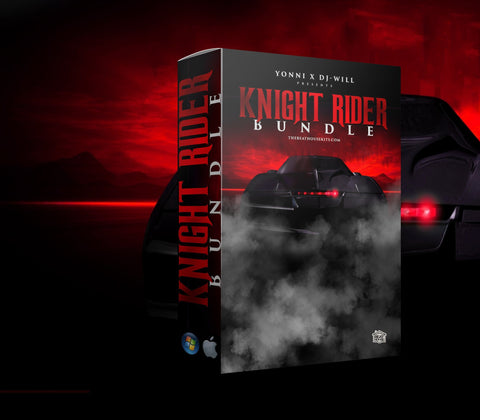 Knight Rider Bundle (Drum Kit & Kontakt Library)