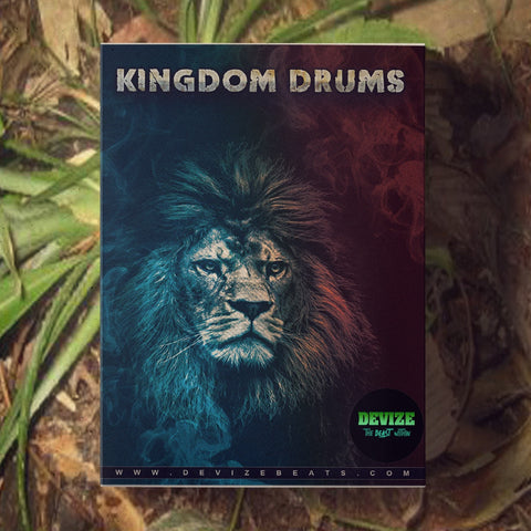 Kingdom Drums by DEVIZE