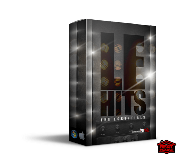 LE Hits: The Essentials Kontakt Library