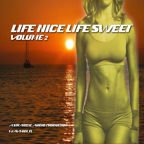 Life Nice Life Sweet Vol.2 - Caribbean Sound Kit