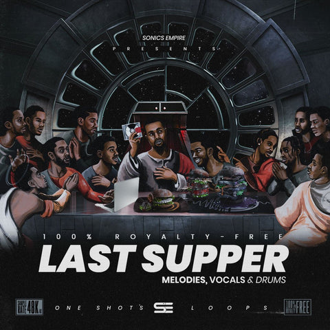 Last Supper - Melodies, Drums & Vocals
