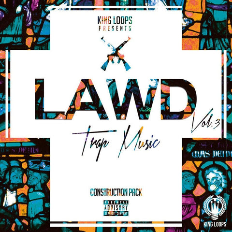 LAWD Vol.3 (Cinematic Hip Hop)