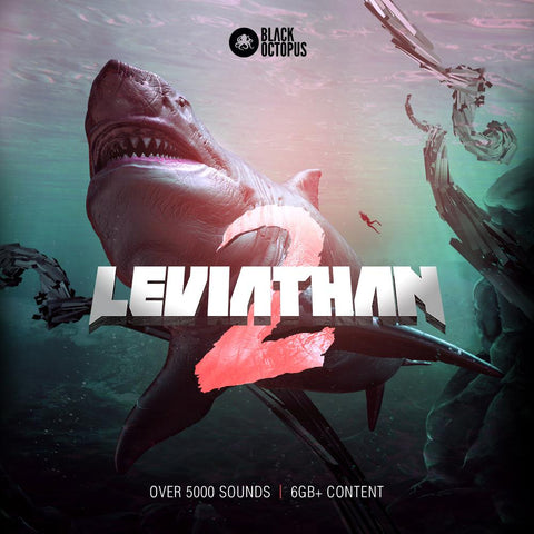 Leviathan 2 - Massive Loop, Sample, Drum, FX & Vocal Collection
