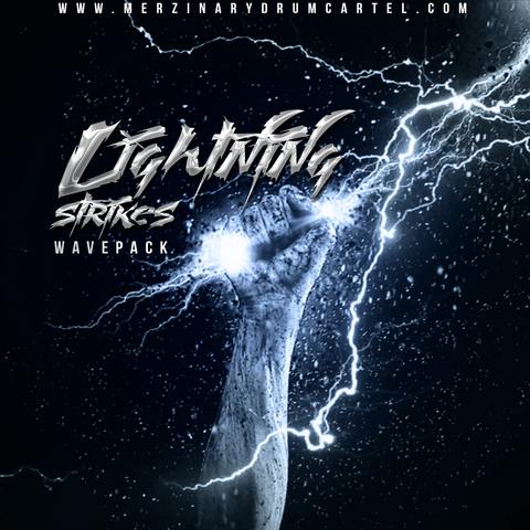 Lightning Strikes (Wave Pack) - Trap Sample Loops