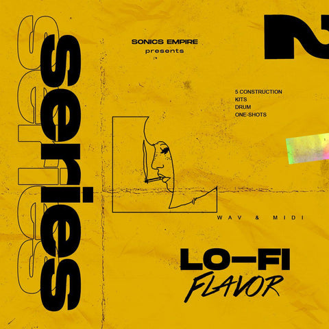 Lo-Fi Flavor - Construction Kits