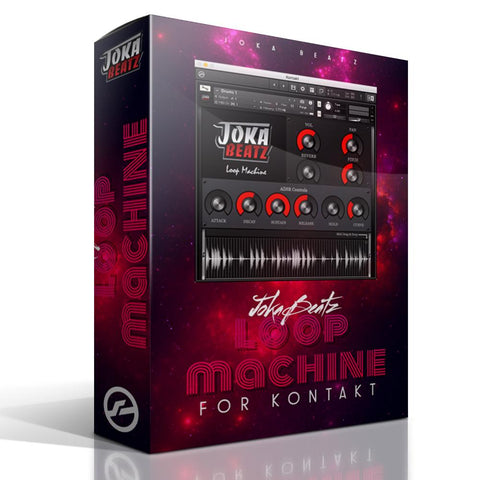 Loop Machine for Kontakt - 60 Loop Presets