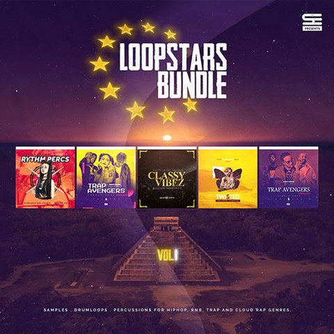 Loopstars Bundle Vol.1 - 5 Kits for the Price of 1